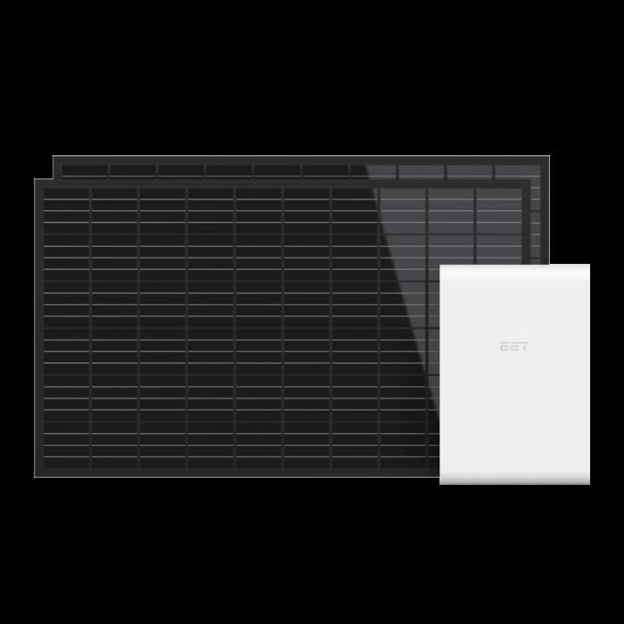SolMate G von EET. Photovoltaik mit Batteriespeicher für Ihren Garten